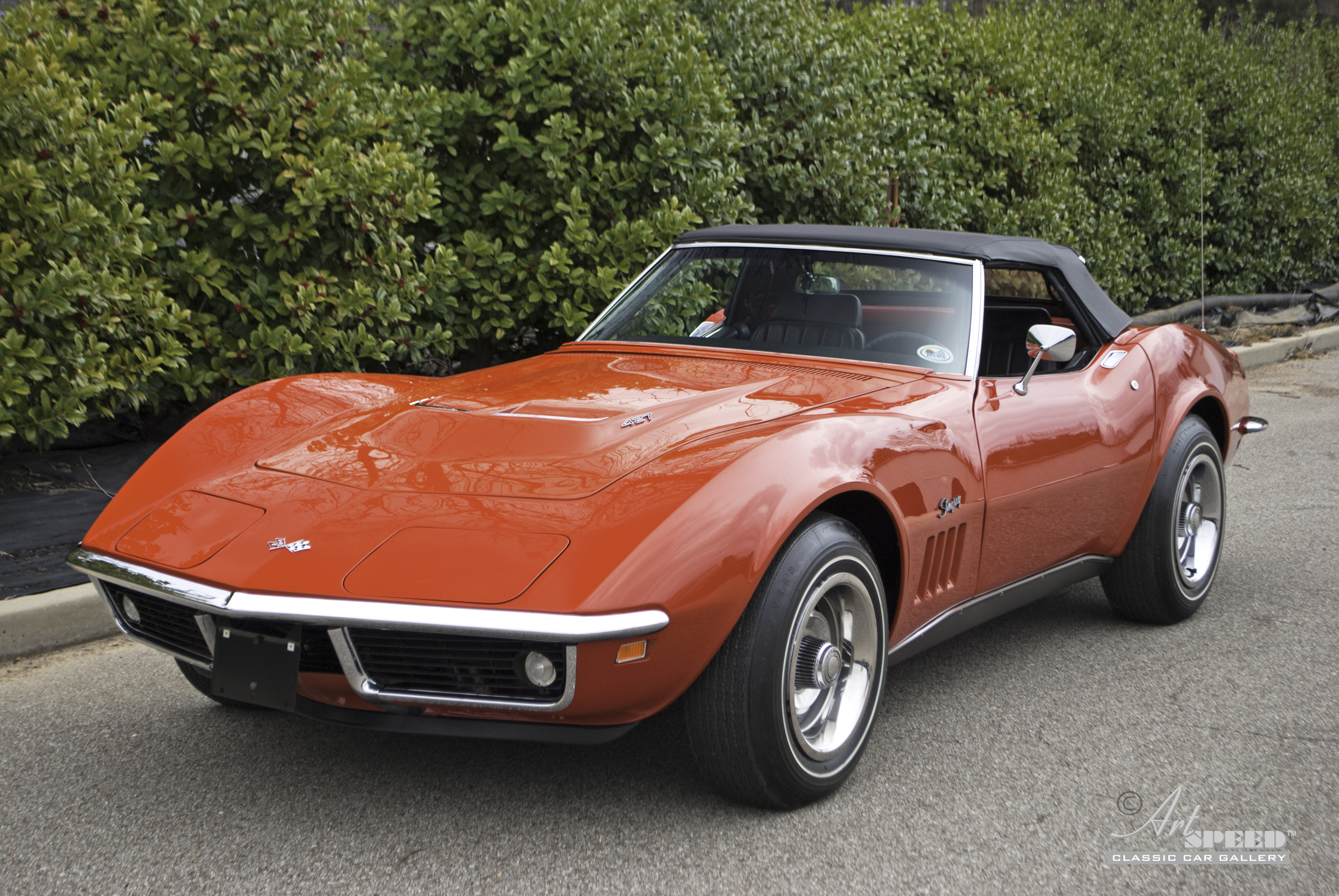 1969 Corvette Sold to Australia