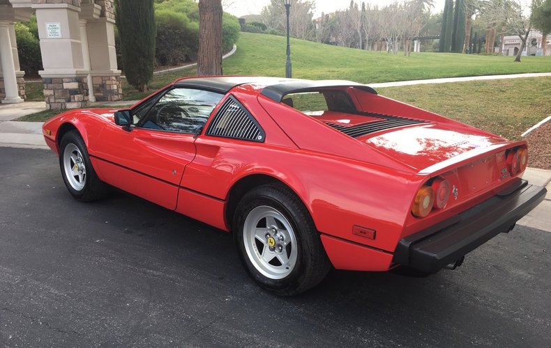 1984 1984 Ferrari 308 For Sale