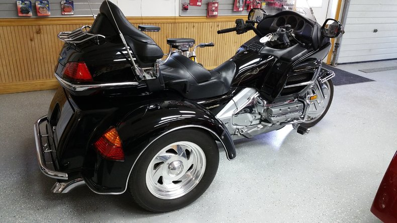 2001 2001 Honda Goldwing 1800 For Sale