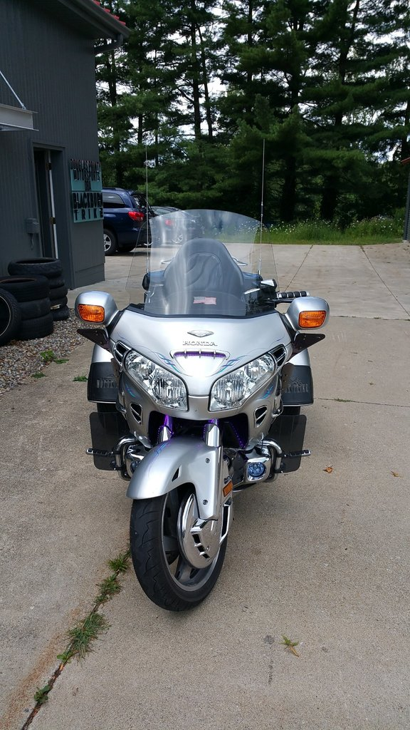 2005 2005 Honda Goldwing 1800 For Sale