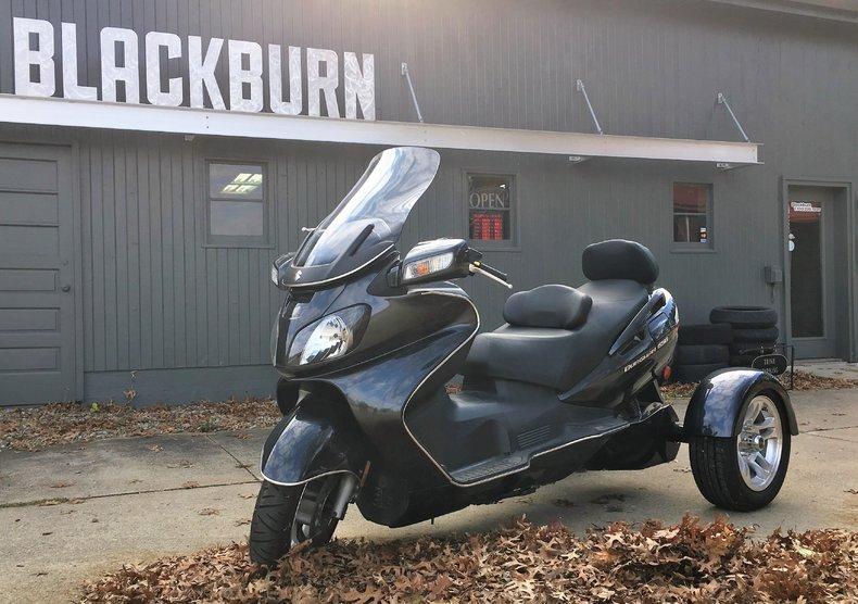 2007 Suzuki Burgman 650