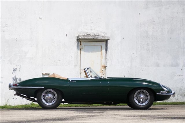 1967 1967 Jaguar E-Type For Sale
