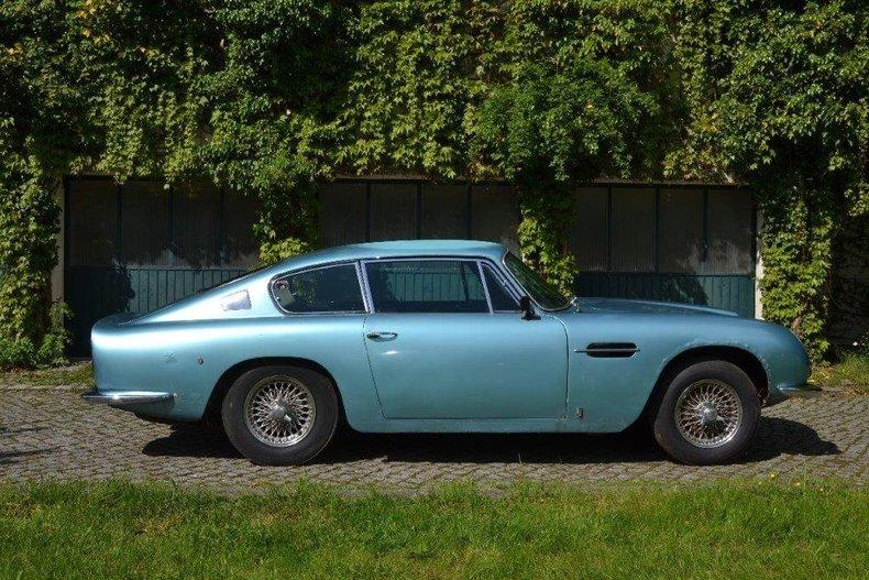 1966 1966 Aston Martin DB6 For Sale