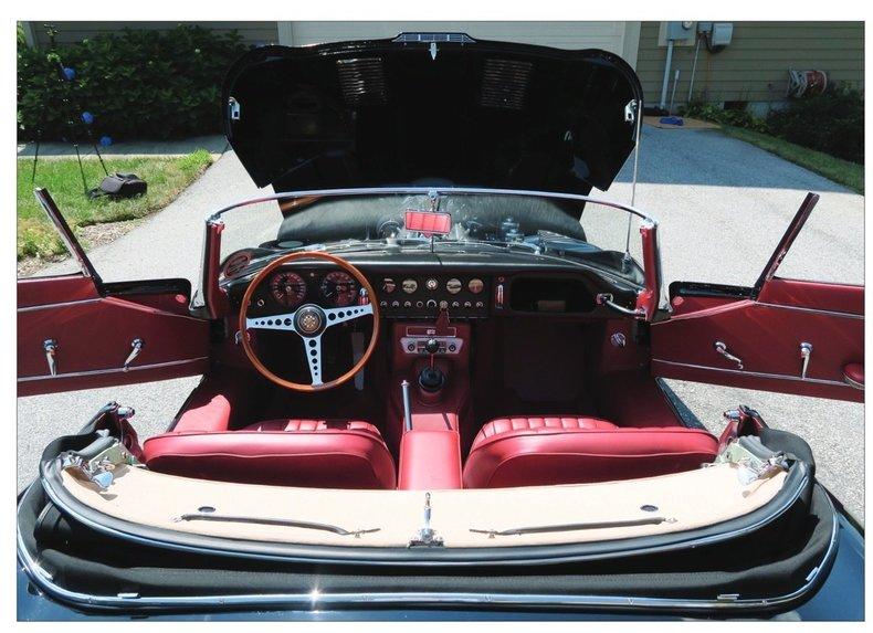 1966 1966 Jaguar E-Type For Sale