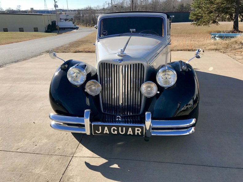 1950 Jaguar Mark V