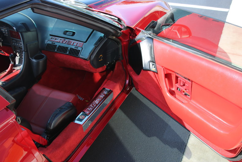 1990 1990 Chevrolet Corvette For Sale
