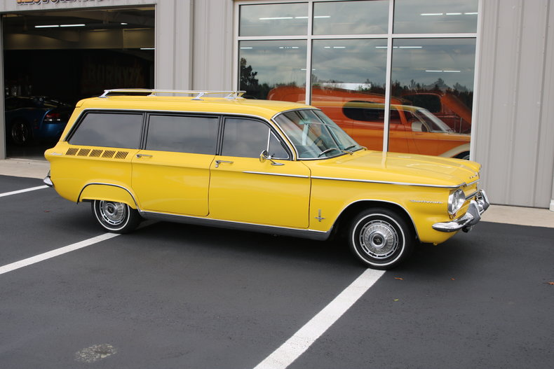 1962 1962 Chevrolet Corvair For Sale
