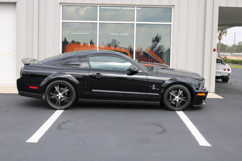 2009 2009 Ford Shelby GT 500 For Sale