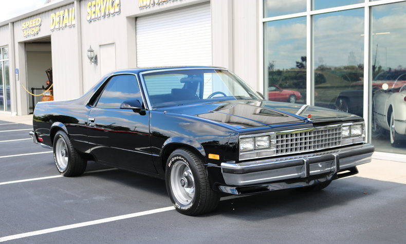 1986 1986 Chevrolet El Camino For Sale