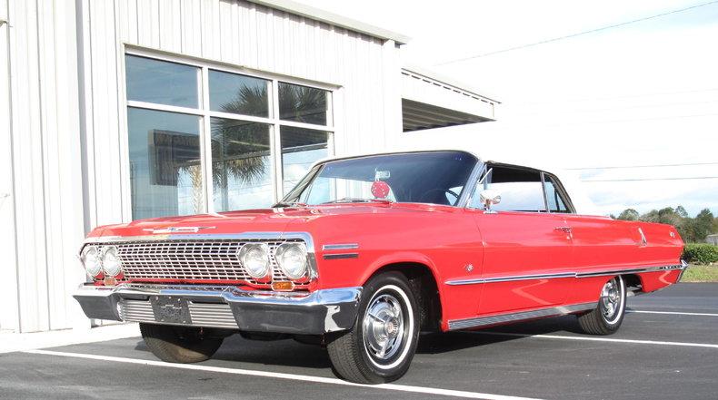 1963 1963 Chevrolet Impala For Sale