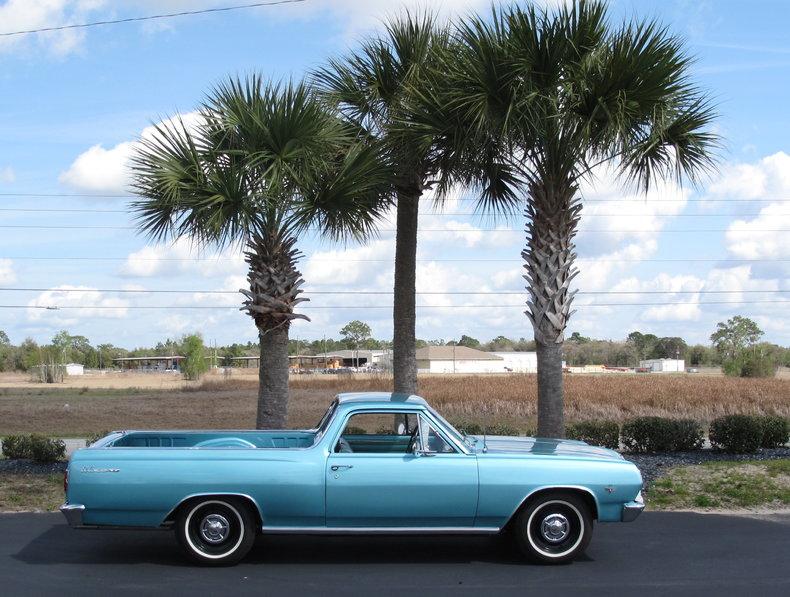 1965 1965 Chevrolet El Camino For Sale