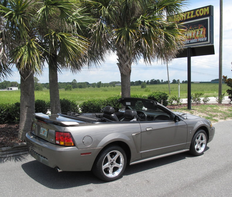 2001 2001 Ford Mustang For Sale