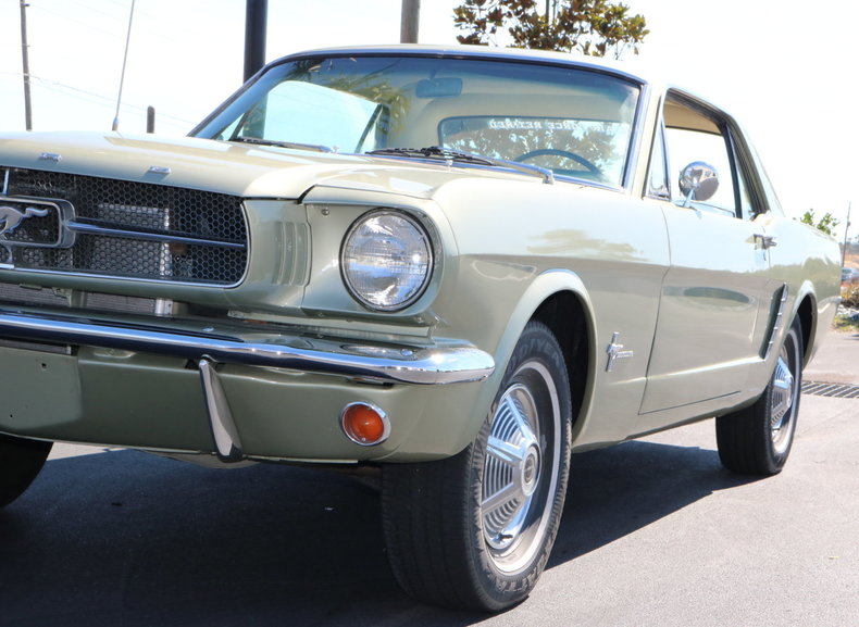 1965 1965 Ford Mustang For Sale