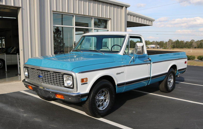 1972 1972 Chevrolet C20 For Sale