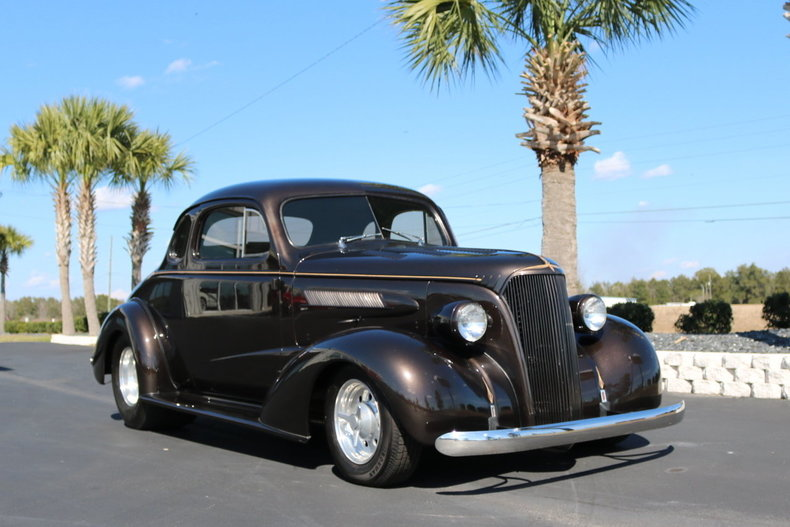 1937 1937 Chevrolet 5-Window Coupe For Sale