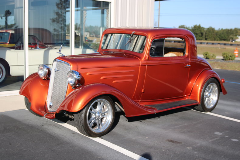 1935 chevrolet master burnyzz american classic horse power for 1935 chevrolet 3 window coupe