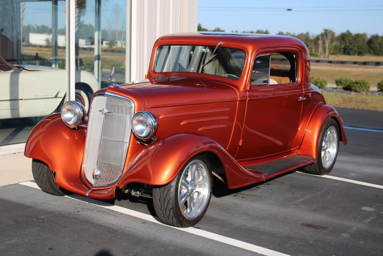 1935 chevrolet 3 window coupe ebay for 1935 chevy 5 window coupe
