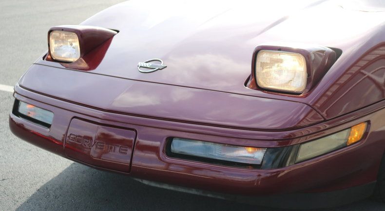 1993 1993 Chevrolet Corvette For Sale