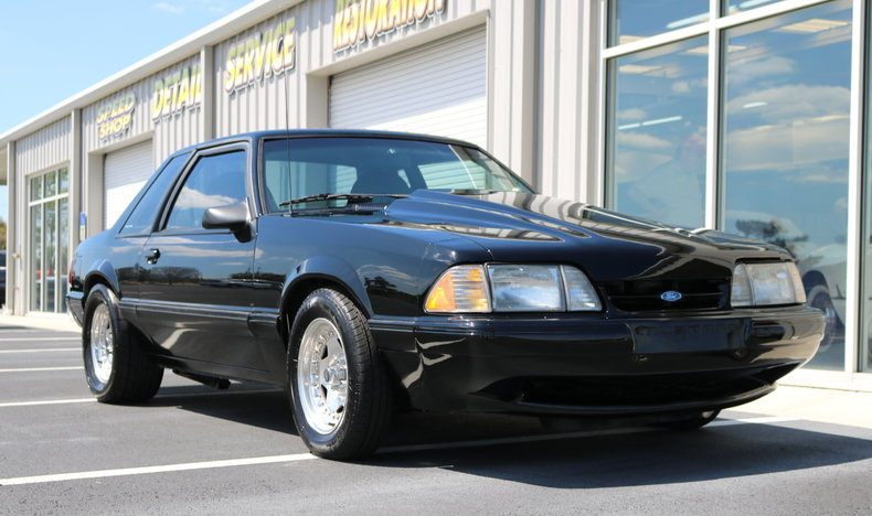 1989 1989 Ford Mustang For Sale