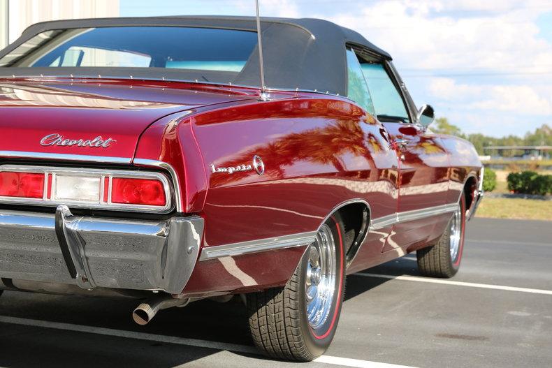 1967 1967 Chevrolet Impala For Sale