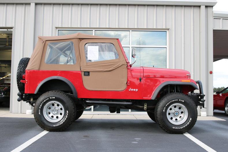 1984 1984 AMC JEEP For Sale