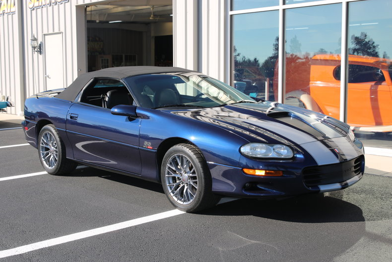 2002 2002 Chevrolet Camaro For Sale