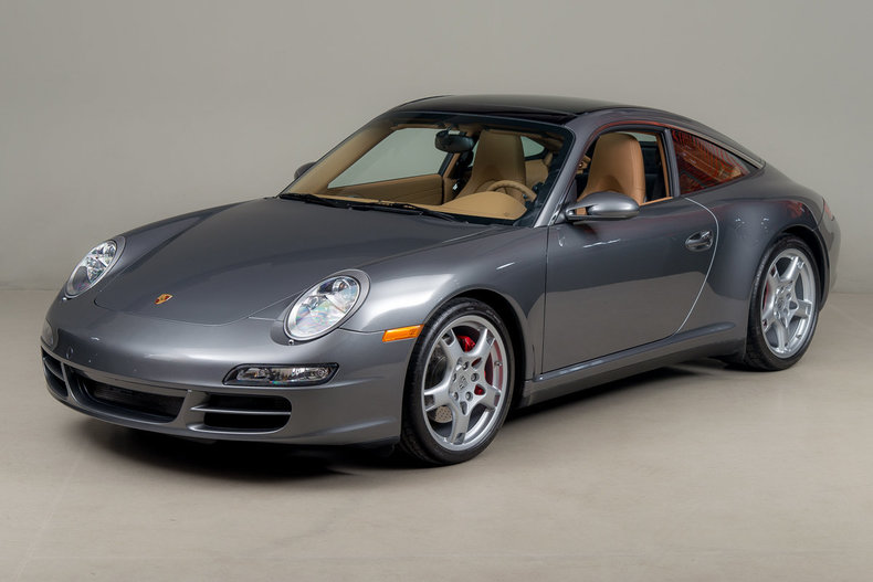 2008 Porsche 911 Targa 4S_5288
