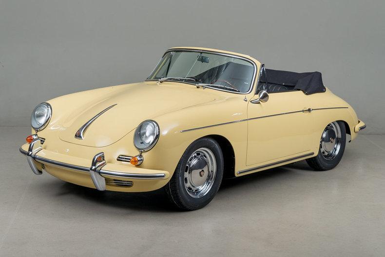 1965 Porsche 356_5300