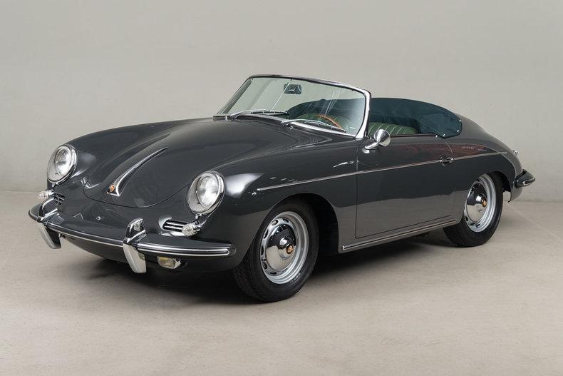 1962 Porsche 356B Roadster _5306
