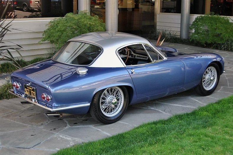 1962 1962 Lotus Elite For Sale