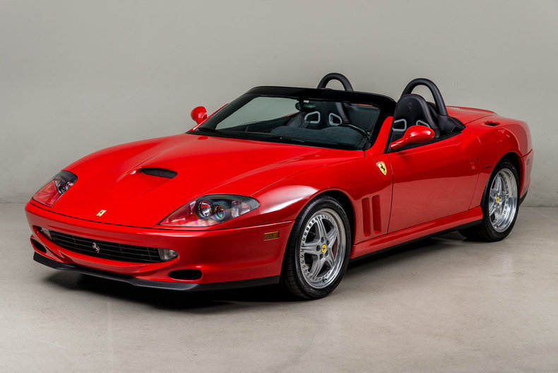 2001 Ferrari 550 Barchetta _5345