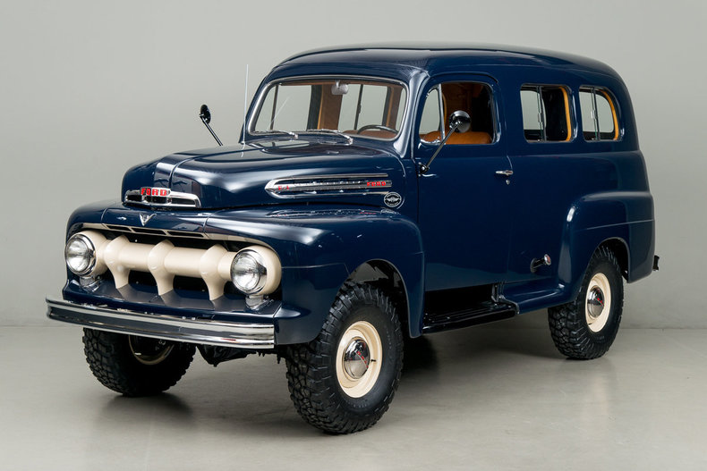 1951 Ford F1 Ranger Marmon-Herrington _5359