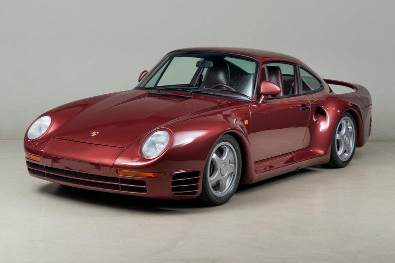 1988 Porsche 959_5363