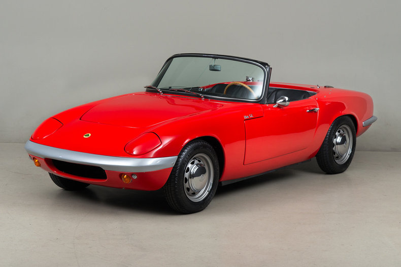 1965 Lotus Elan Series 2 _5384