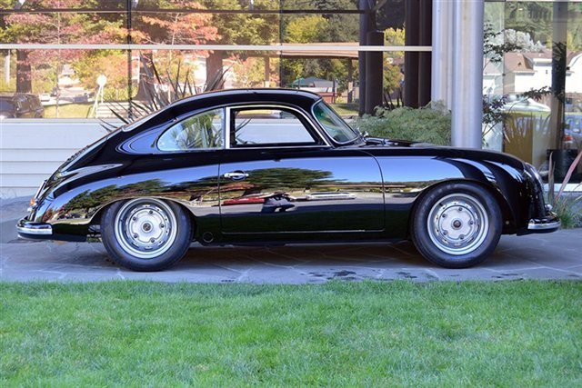 1958 1958 Porsche 356 Sunroof Coupe For Sale
