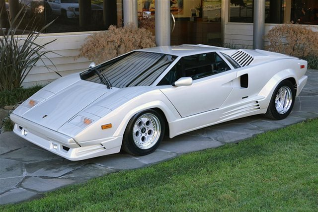 1989 Lamborghini Countach 25th Anniversary_4668
