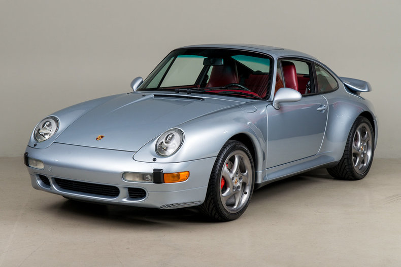 1996 Porsche 993 Turbo_5475