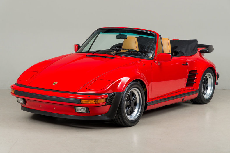 1989 Porsche 930 Slantnose Cabriolet_5494