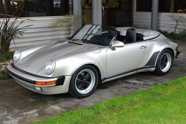 1989 Porsche 911 Speedster_4874