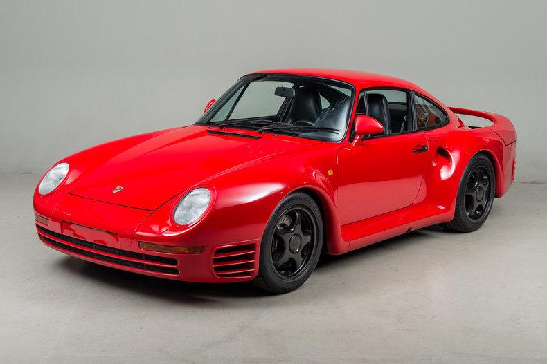 1987 Porsche 959 Canepa Gen I_5529