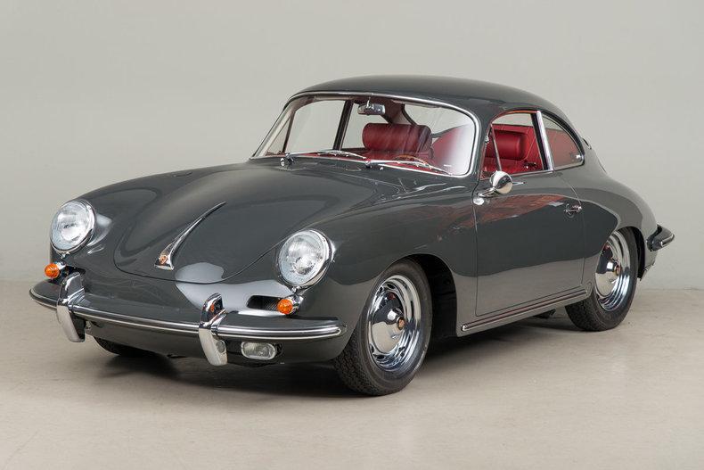 1963 Porsche 356 Carrera 2_5530