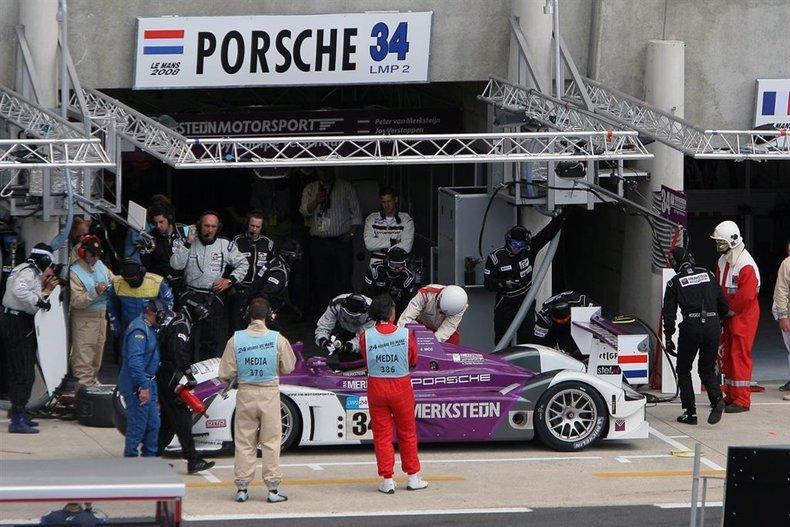 2008 2008 Porsche RS Spyder For Sale