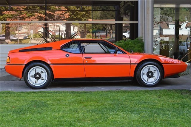 BMW M My Classic Garage - 1981 bmw m1 for sale