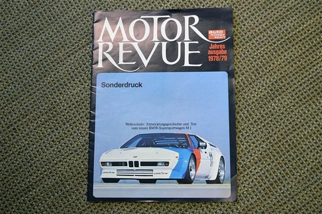 1981 1981 BMW M1 For Sale