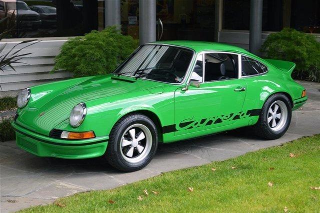 1973 Porsche 911 Carrera RS_4915