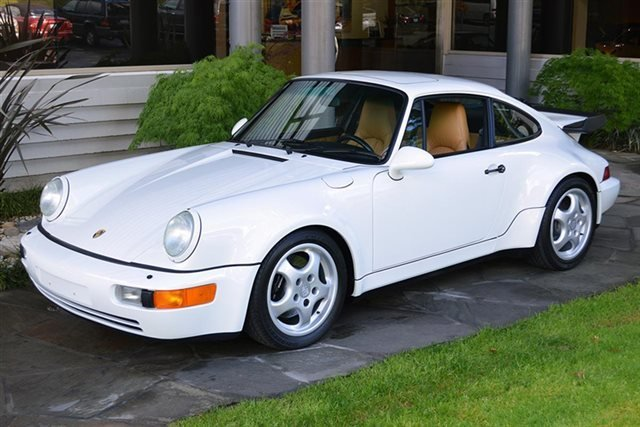 1992 Porsche 911 Turbo_4914