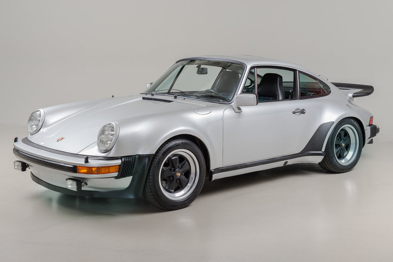 1977 Porsche 930 Turbo Turbo Carrera_4952