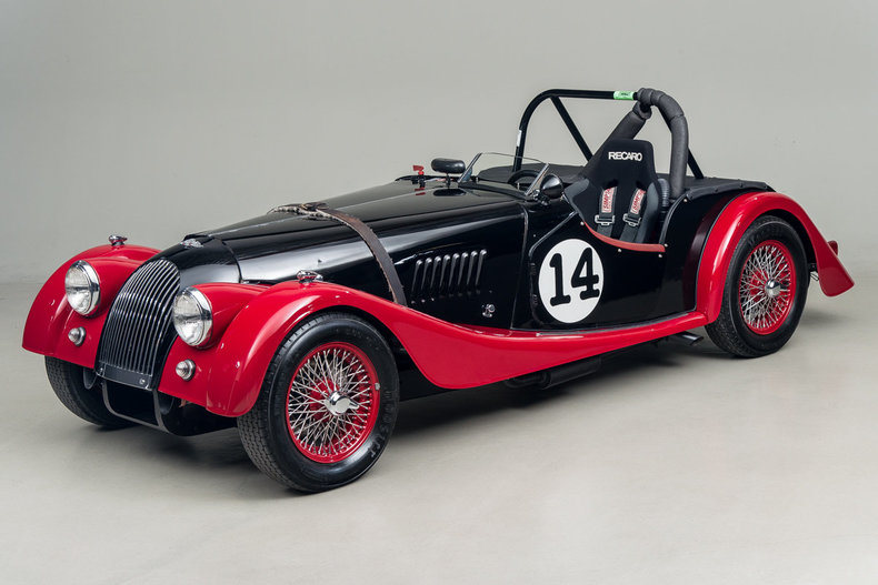 1964 Morgan 4/4 Series V Race car_4954
