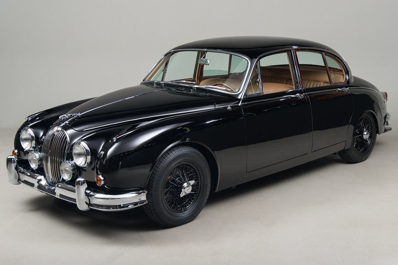 1960 Jaguar Mark II _4931