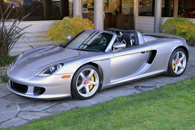 2004 Porsche Carrera GT Base Trim_4962